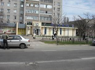 Магазин загальною площею 81,00 кв.м., що знаходиться в місті Енергодар, Запорізької області