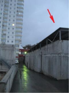Нежитлове приміщення -паркувальне місце №42 в літ.Б,площею 25,5 кв.м., адреса: АРК, м.Ялта, смт.Кореїз, вул.Південна,буд.68